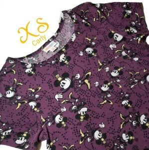 Lularoe Disney carly high low dress